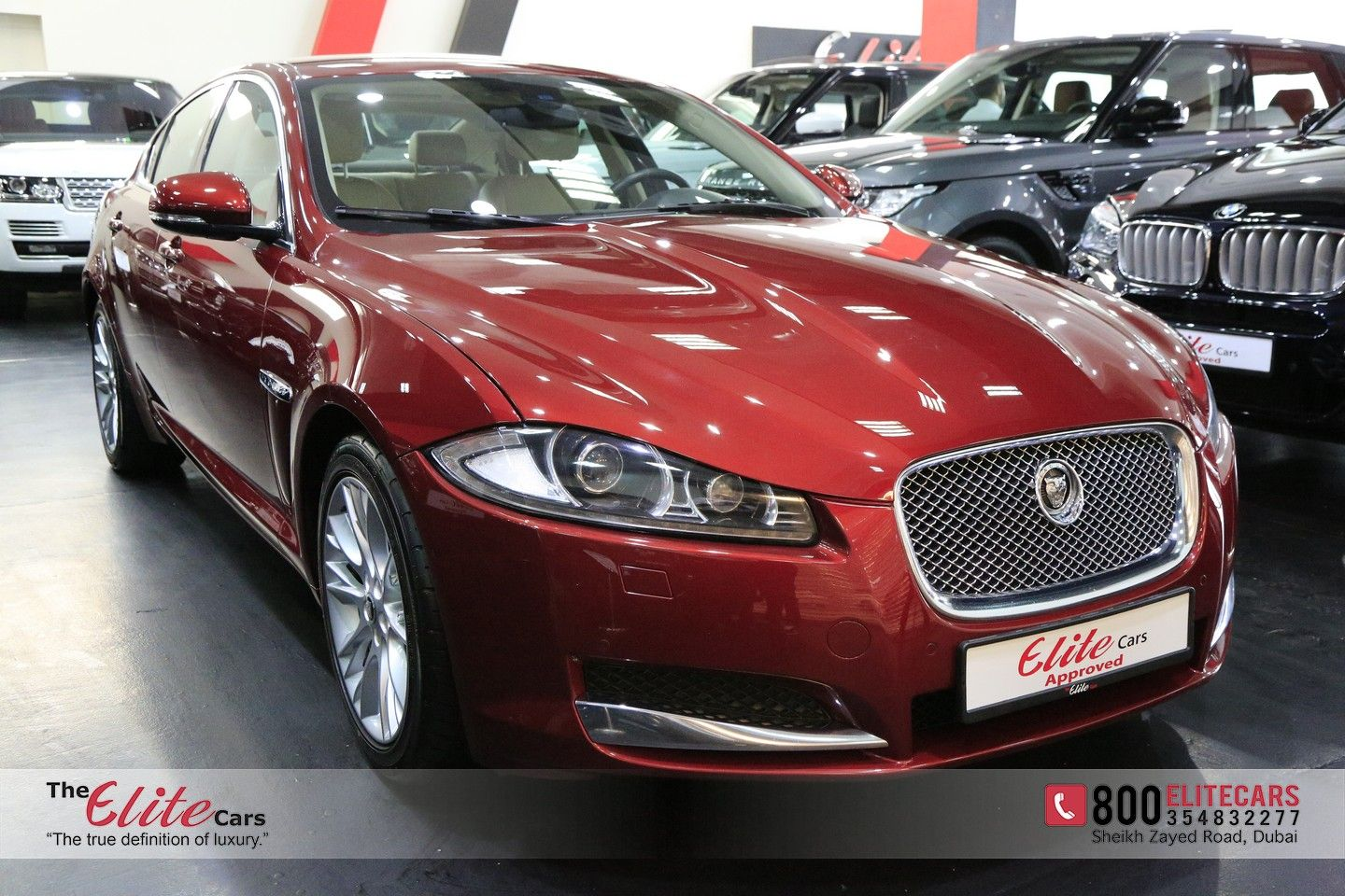 Jaguar Xf 2012 The Elite Cars For Pre Owned And Used Cars In