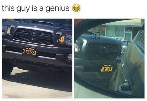 Absolute genius!