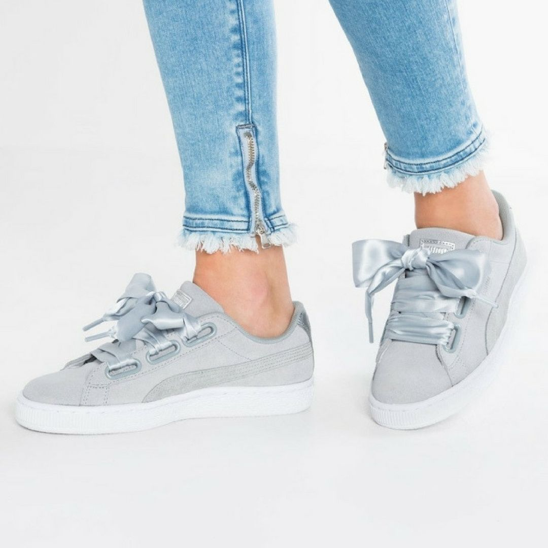 zapatillas mujer casuales puma