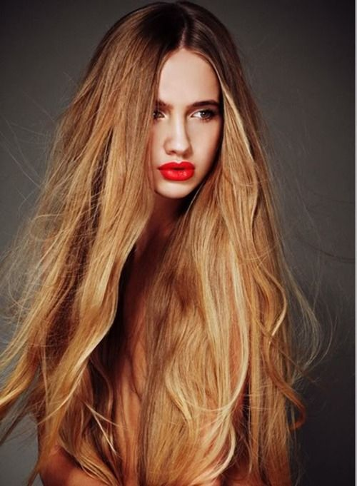 Achieve Great Lengths Like This With Bobby Glam Hair Extensions