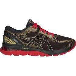 Photo of Asics men's running shoes Gel-Nimbus 21, size 42 ½ in black / classic red, size 42 ½ in black / classic