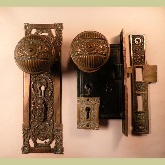 Love This Old Style With Modern Locks Of Course Locks Assa