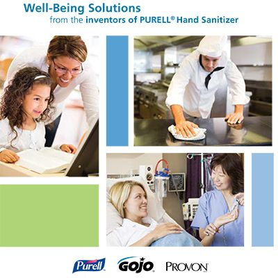 Gojo Industries Inc Health Amp Hygiene Products The
