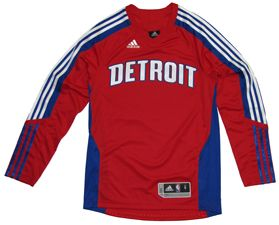 Youth 2010-11 On Court Long Sleeve Shooting Shirt