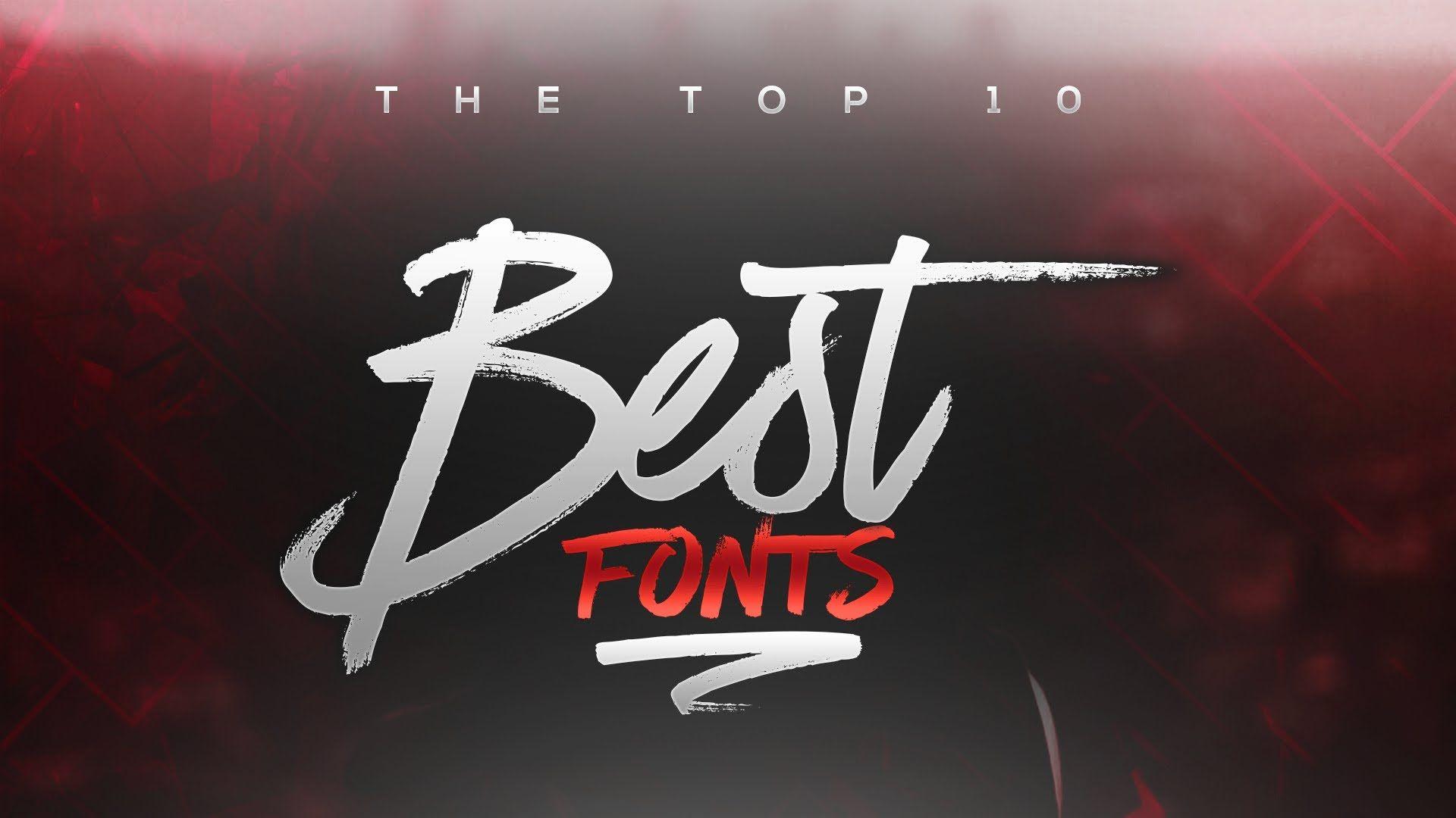 Download Best FREE Fonts to Use for YouTube 2017! (for Banners ...