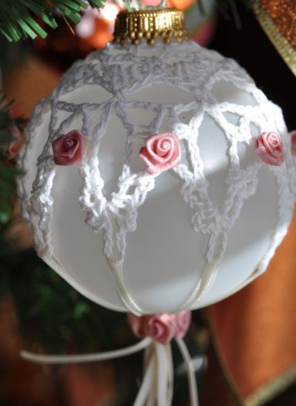 Handmade Ornament Inspirations Victorian Christmas Ornaments