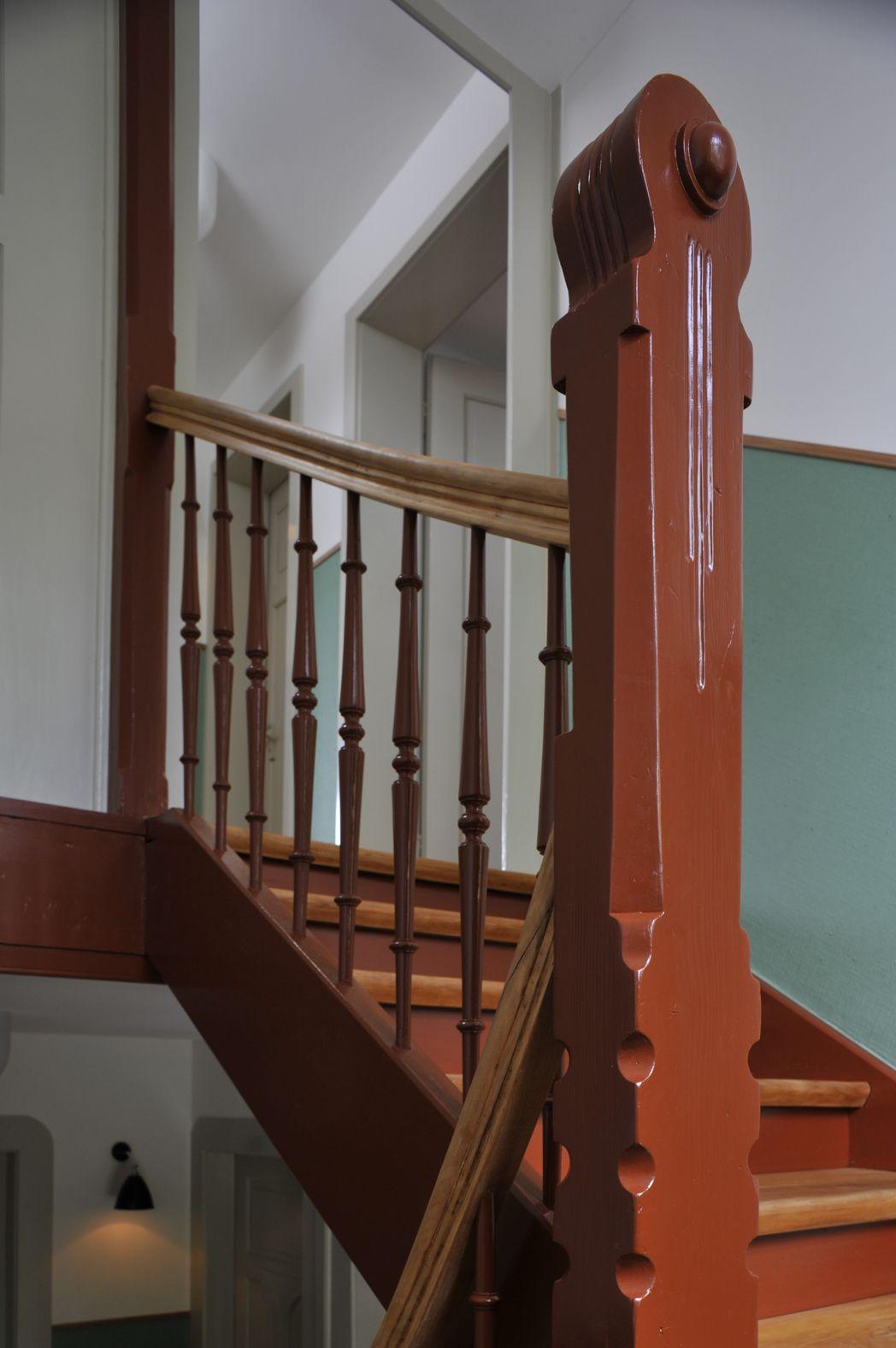 Bildergebnis Fur Farben Jugendstil Jugendstil Treppe Haus Stil