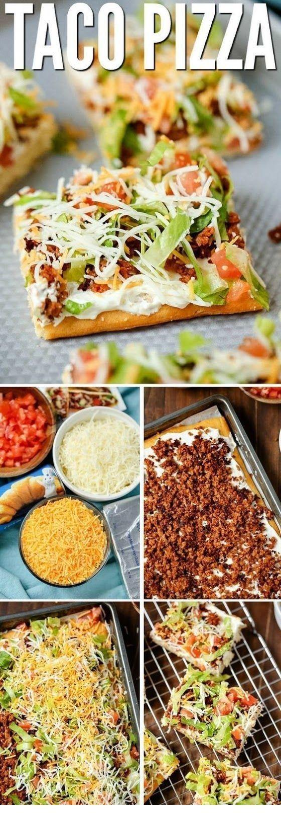 Photo of Taco Pizza
