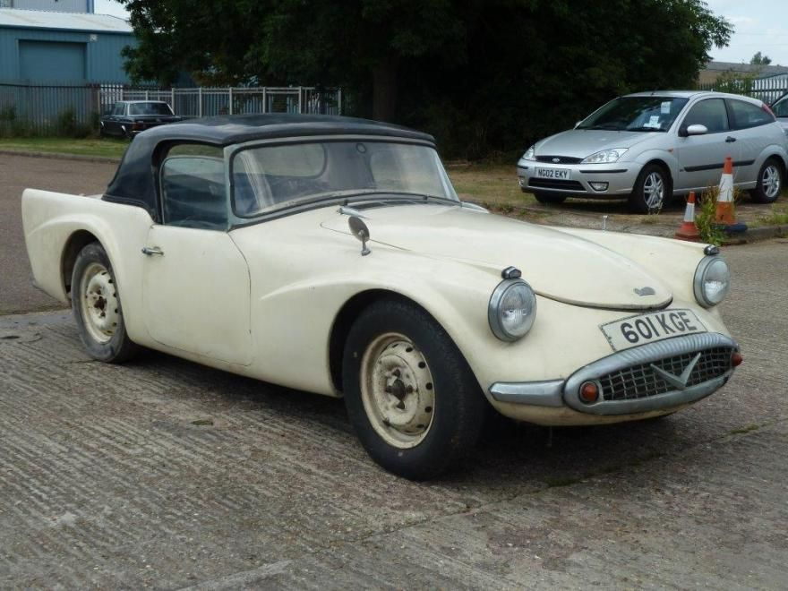 Daimler SP250 For Sale, classic cars for sale uk (Car: advert number ...