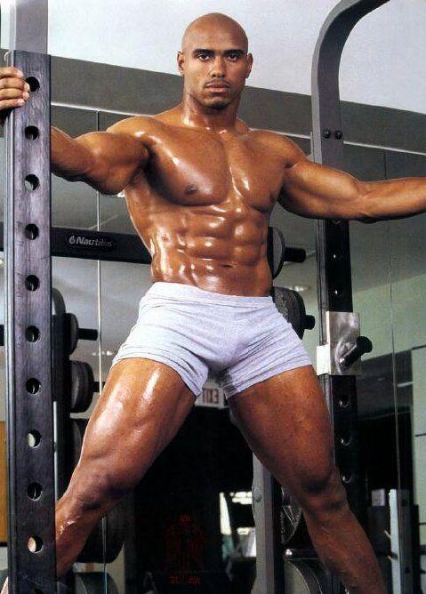 Gay monster black