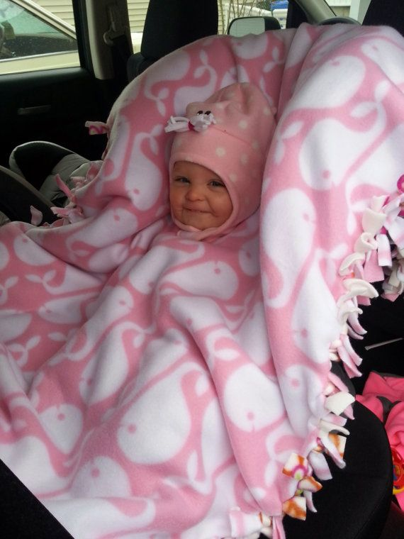 Fleece Car Seat Poncho No Hood I Have A Very Large Quantity Of
