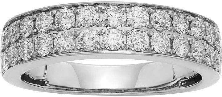 Jcpenney modern bride 1 ct tw certified diamond double