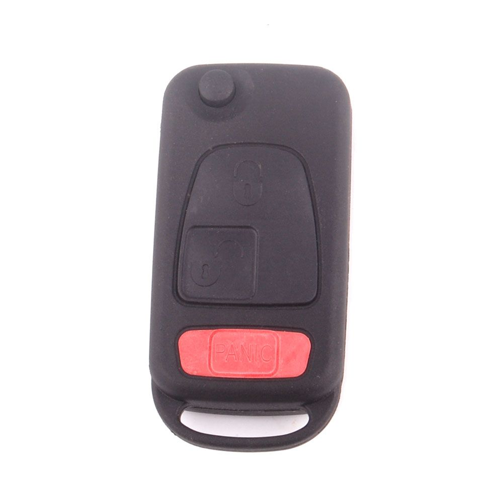 21 button car flip remote key fob 3 buttons shell car key