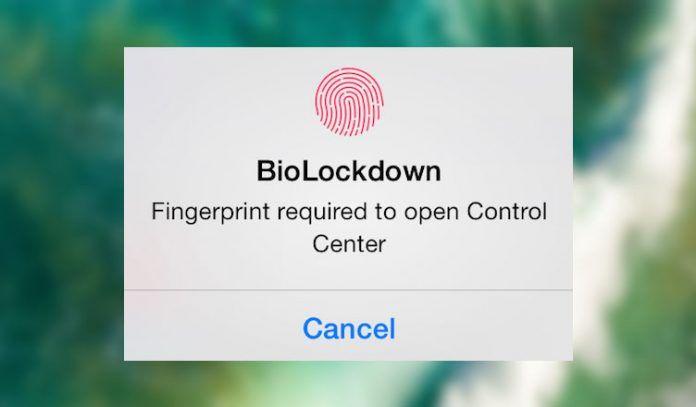 Download #BioLockdown #Cydia tweak to lock #apps on #iPhone
