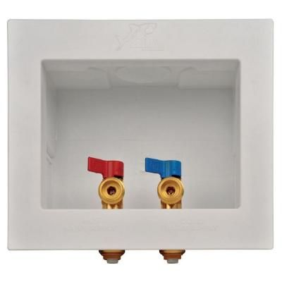 washing machine outlet box24763 at the home depot