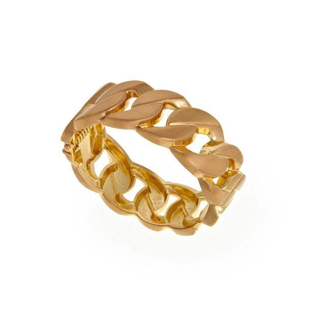 eu.Fab.com | Charlie Bracelet Gold Toned