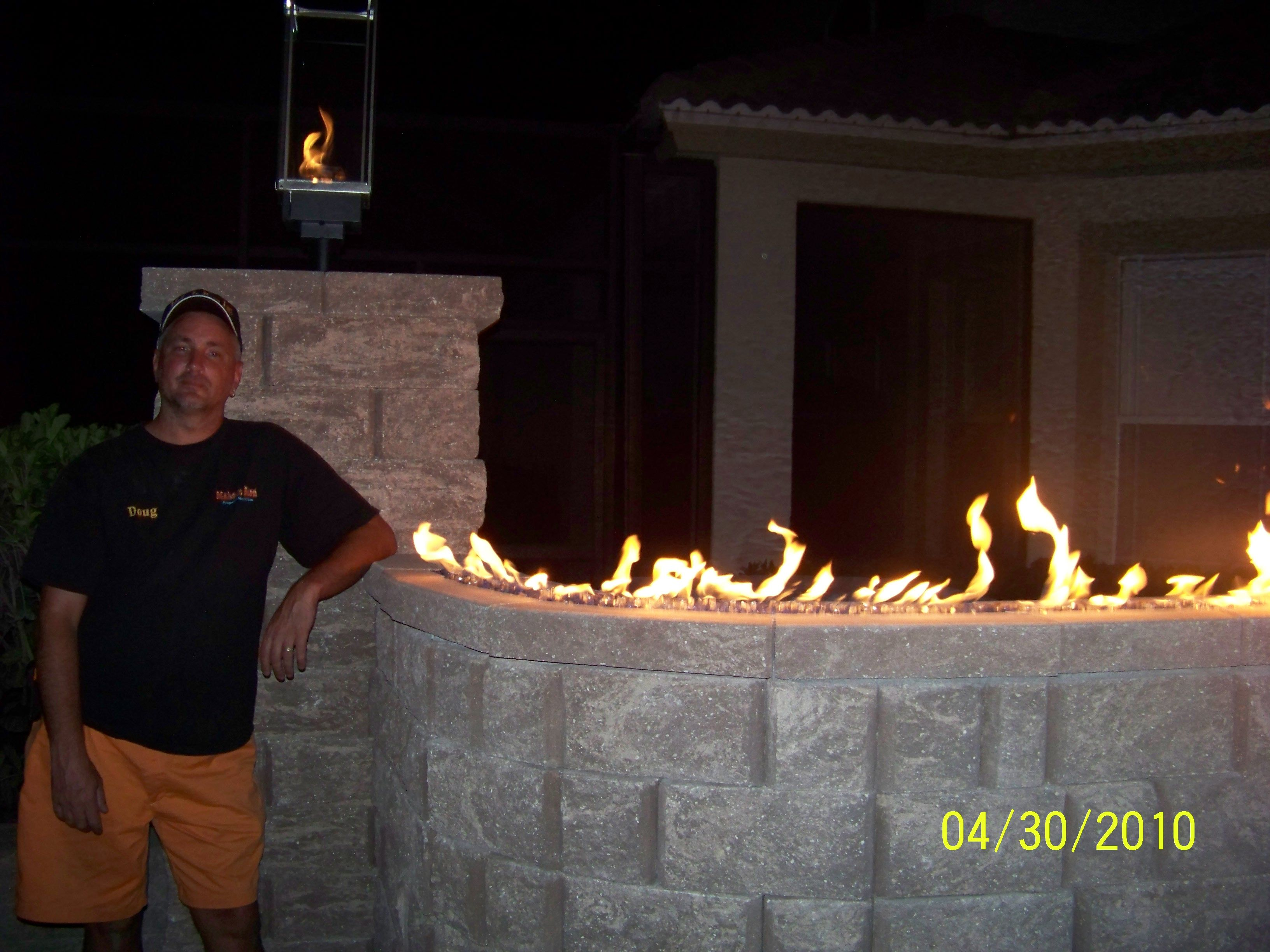 Fire Wall With Images Gas Firepit Glass Fire Pit Gas Fires