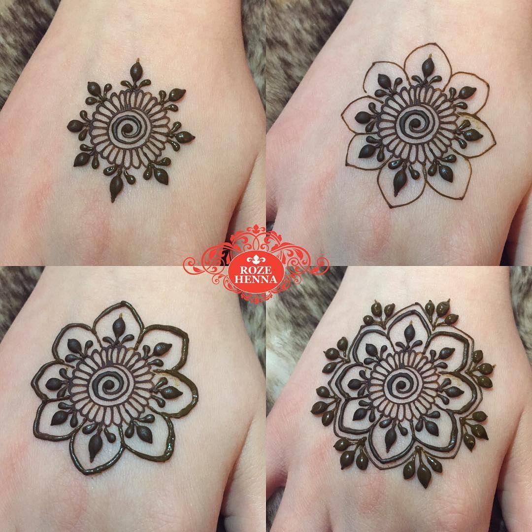 Pin By Nita On Mehndi Henna Designs Beginner Henna Designs Simple Henna Tattoo