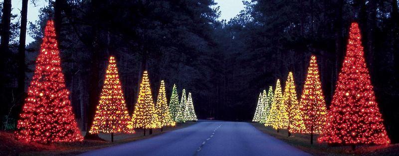 Fantasy In Lights Callaway Gardens Pine Mountain