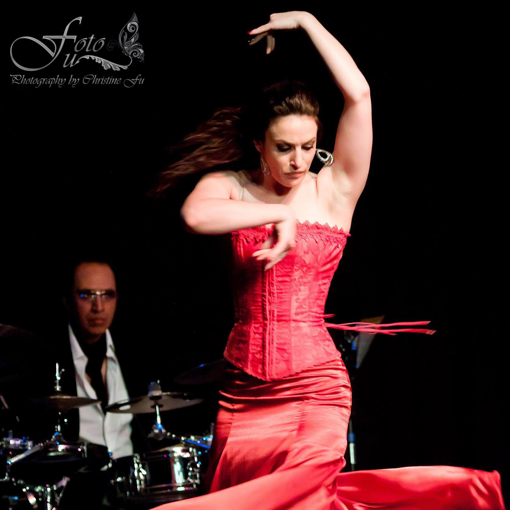 Juncal Street Dancer Fanny Ara Drums Joey Heredia Archive Of