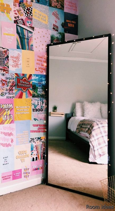 Hipster Bedroom Decor, Room