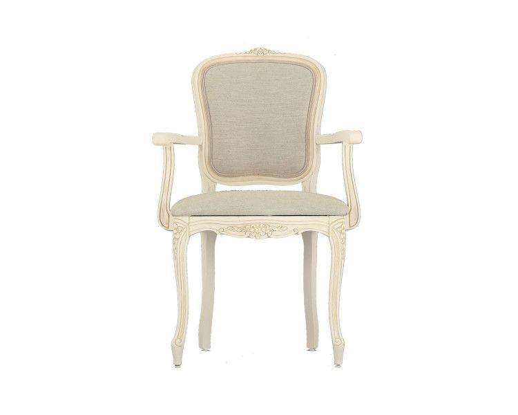 Provencale Ivory Carver Dining Chair Single Mobler Mobler