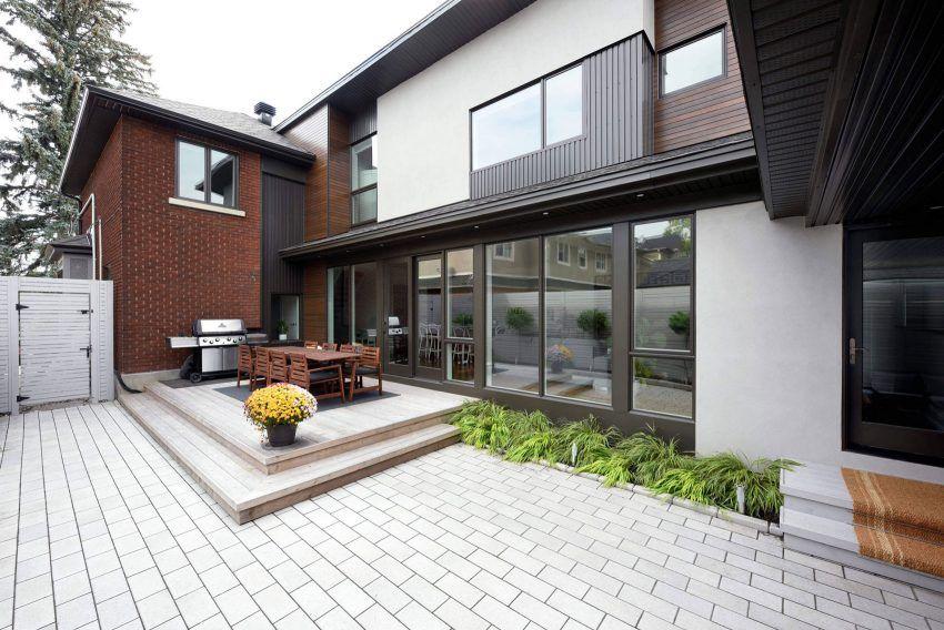 Gordon weima designs a house addition in ottawa
