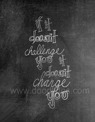 Change You Chalkboard Print http://doodlidos.myshopify.com/collections/chalkboard-art-prints#