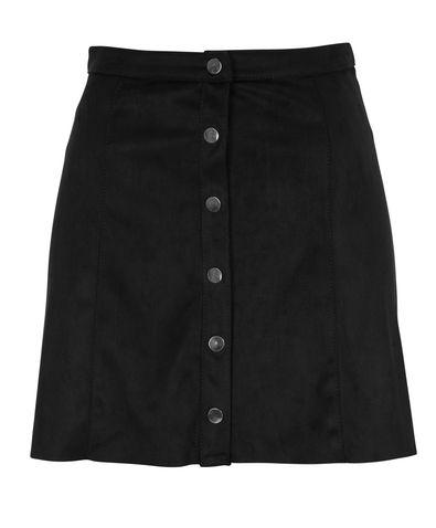 3e8b32264672 Carrie kjol i mockaimitation 399.00 SEK, Kjolar - Gina Tricot | stil ...
