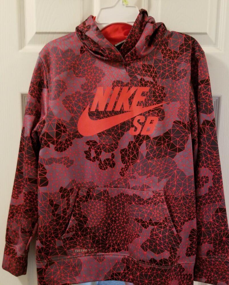 Nike Youth Hooded Sweatshirt fashion clothing shoes