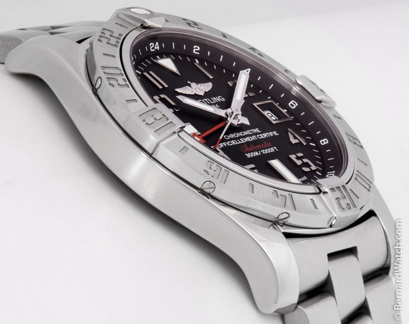 check out 66360 1c218 Breitling - Avenger II GMT : A3239011/BC34 | Mechanical ...