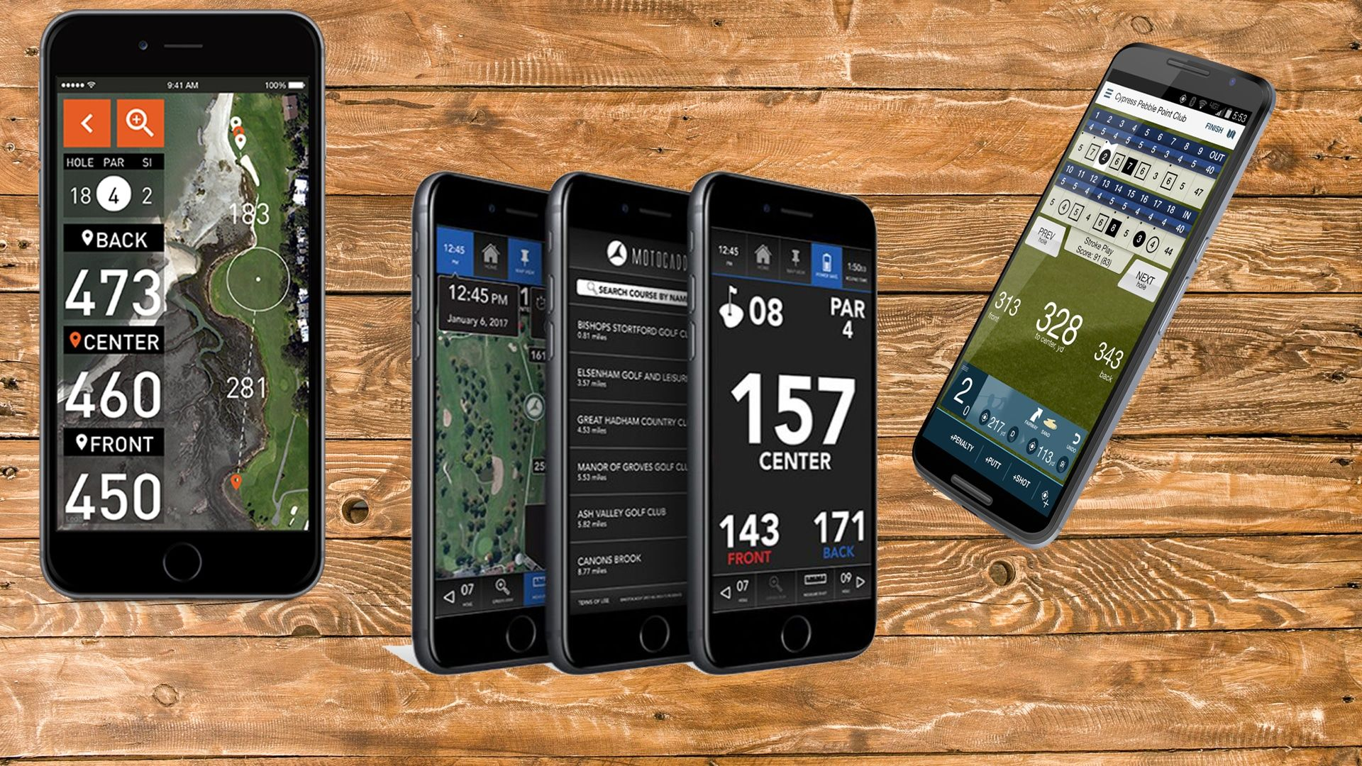 Which are the best free golf GPS apps for your mobile