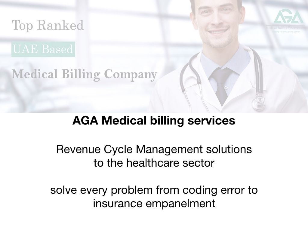 Medical And Dental Billing And Coding Service Company In Uae Aga