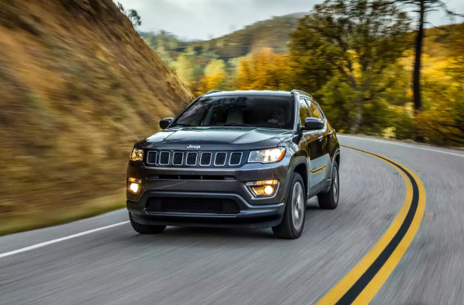 2019 Jeep Compass Latitude Review Jeep Compass Chrysler Dodge