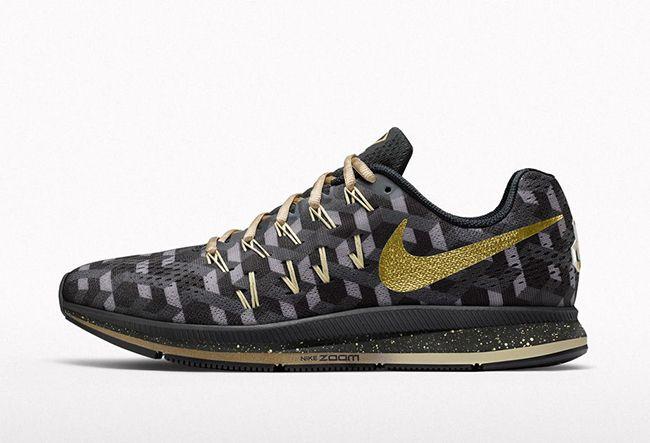 Design Your Own Mo Farah x NikeID Air Zoom Pegasus 33 http://SneakersCartel