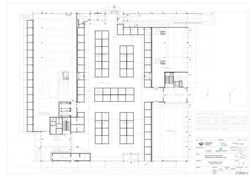 Public Market Floor Plan Plans Pinterest Public realm - copy blueprint denver land use and transportation plan