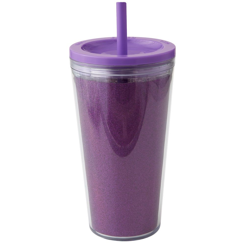 Minimus Purple Double Wall Beverage Cup