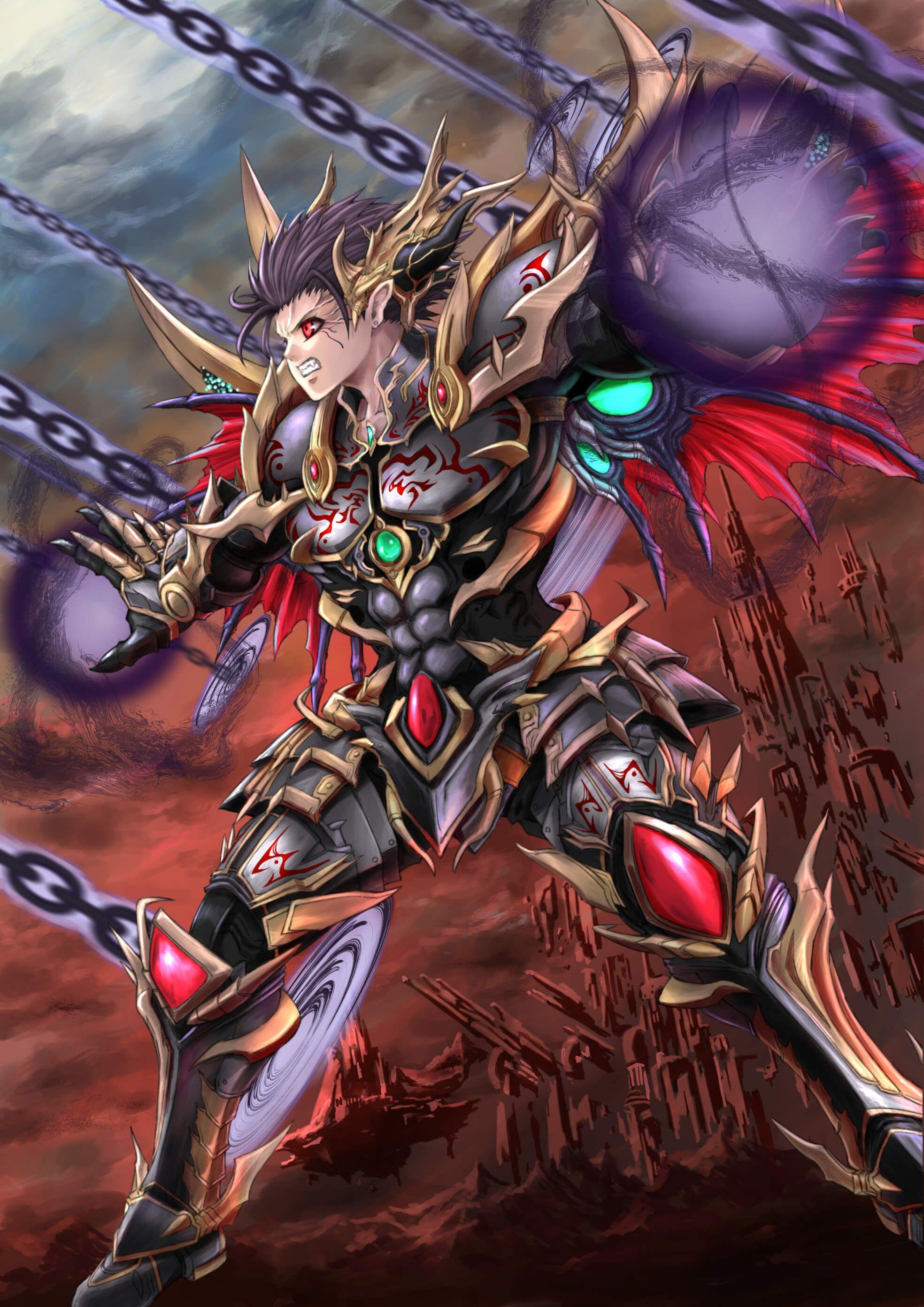 Pin by Supa Sta on art Fantasy character design, Fantasy