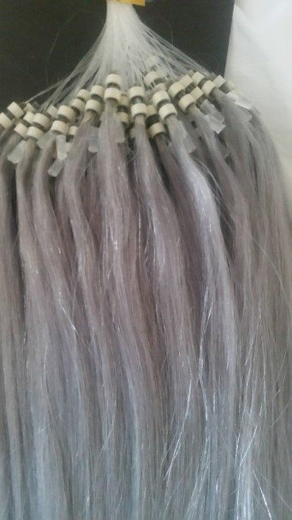 20Micro loops/Easy loop Real Human hair extensions 1g weight also selling 16-24 #humanhairextensions