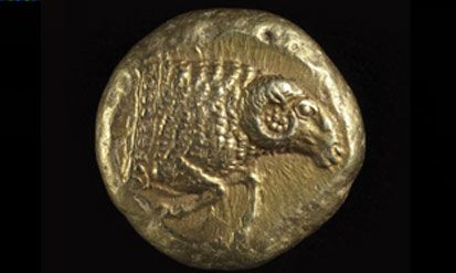 "White Gold:"" Revealing the World's Earliest Coins,""  minted, issued in western Asia Minor (modern day  Turkey) from the 7th century BCE."