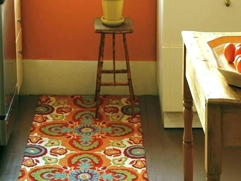 cheap kitchen rugs long light fixtures precious orange pictures luxury and washable lovely on throughout area easy clean 18 91 runner