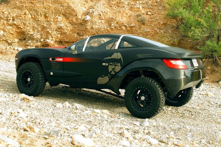 Local Motors Rally Fighter >> Diy Rally Fighter By Local Motors