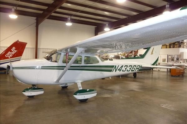 1974 Cessna 172M Single Engine Airplane in Aircraft | eBay