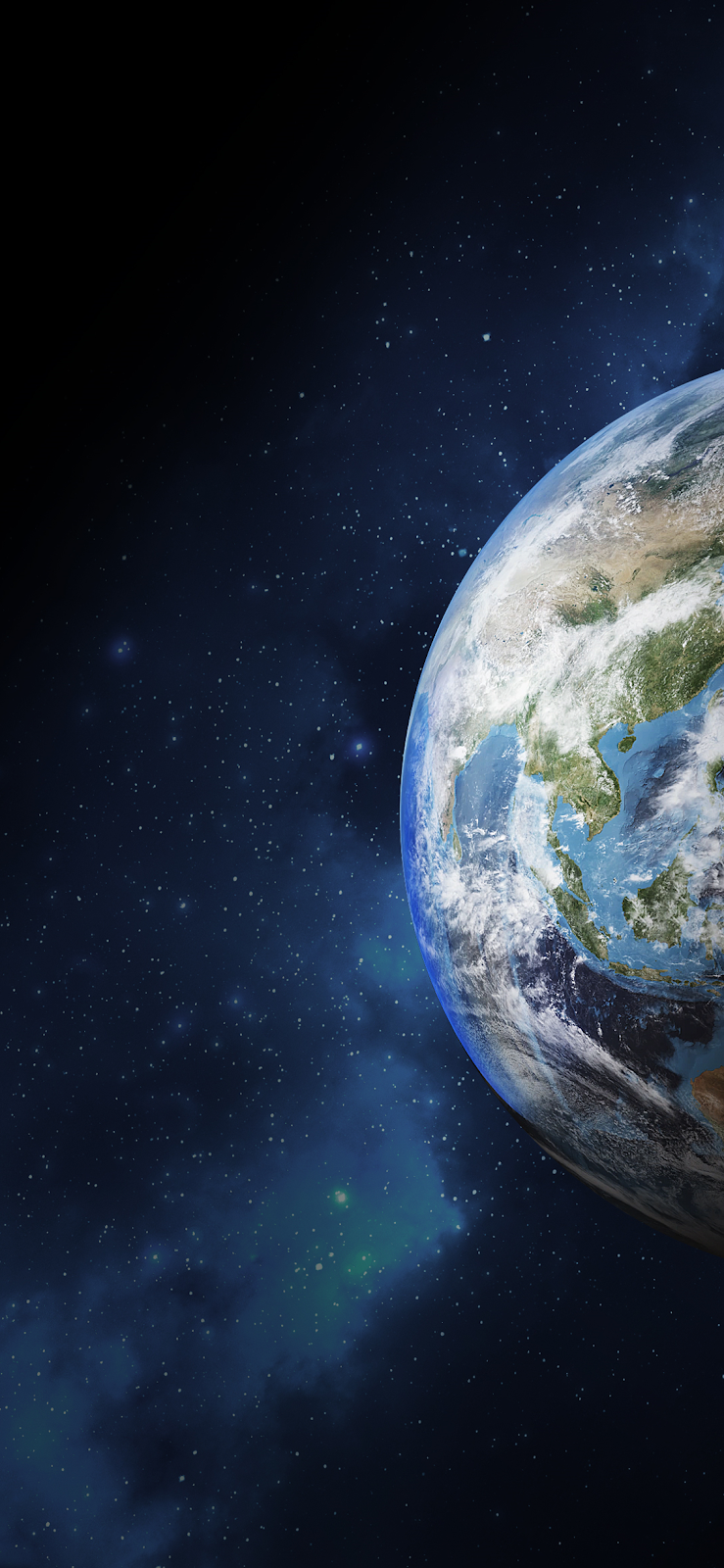 Earth Iphone X Fotografi Gambar Mobil