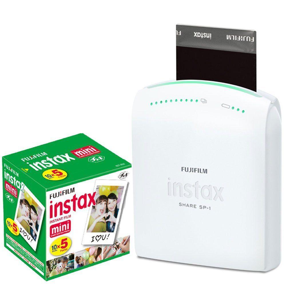 Amazon Fujifilm Instax Smartphone Portable Printer SP