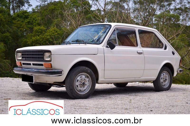 Fiat 147 Gl1979 Carros Nacionais E Carros