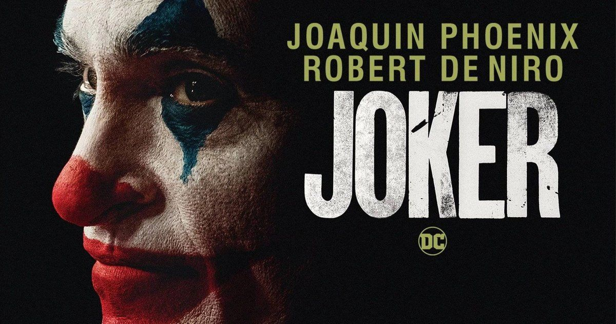 'Joker' 4K, Digital, Bluray and DVD Release Date and