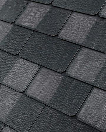 Tesla Energy Solar Tiles Textured Glass Beach House