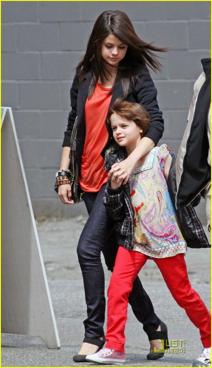 Joey King & Selena Gomez: Girl's Day Delightful | Selena