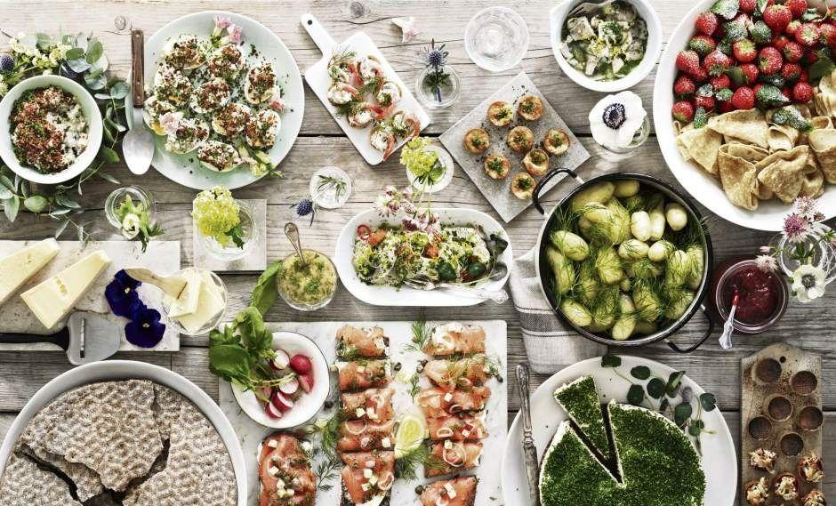 Dining News Roundup Ikea S Midsummer Smorgasbord Senti Blaze Pizza National Martini Day Dinner Today Ikea Lunch Food